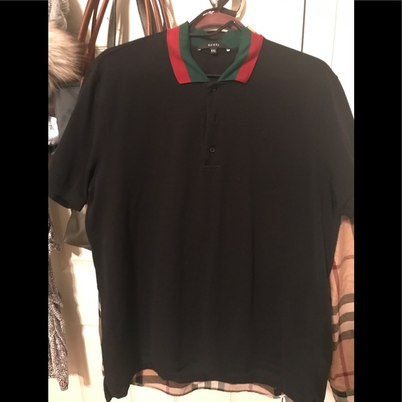 c3878381765788 Gucci Other - Men s Gucci polo shirt🔴Not Taking Offers 🔴